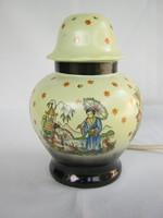 Porcelán lámpa hangulatlámpa aromalámpa