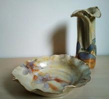 Segesdi Bori dísztál és váza