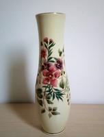 Zsolnay váza, 1990-es évek