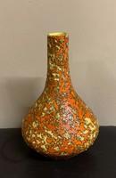 Retro Tófej 22 cm. váza