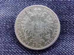 Ausztria Ferenc József .900 ezüst 1 Florin 1878/id 9355/