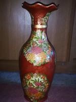 Hatalmas gyönyörű Terebess váza