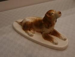 Porcelán kutya II