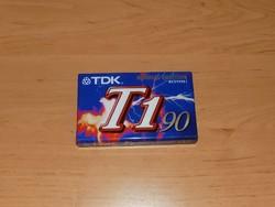 Bontatlan TDK kazetta (1/p)