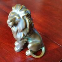 Zsolnay oroszlán ,
