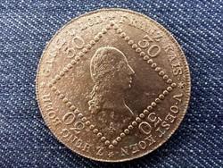 Ausztria II. Ferenc 30 Krajcár 1807 A/id 10328/