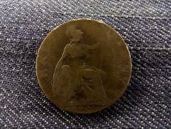 Anglia V. György bronz 1/2 Penny 1925/id 8737/