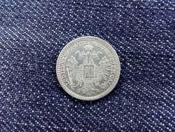 Ausztria Ferenc József ezüst 10 Krajcár 1872 BU/id 9351/