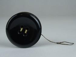 0X768 Régi gyerekjáték jojó gombból háború előtti