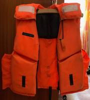 Eladó mentőmellény