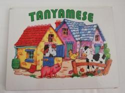 TANYAMESE - 3D-S MESEKÖNYV Ritka!