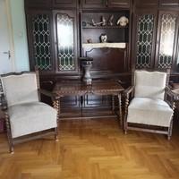 Találó fotel asztal