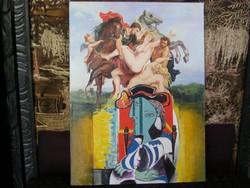 Rubens - Picasso - Parafrázis