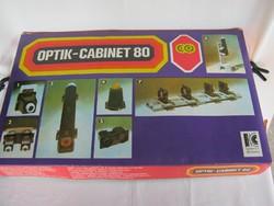 OPTIK-CABINET 80 retro játék