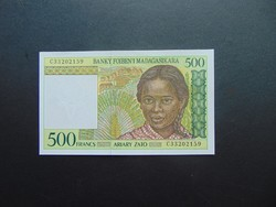 500 ariary 1994 Madagaszkár UNC !