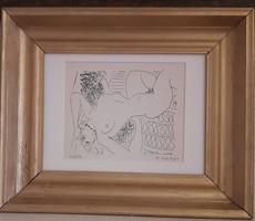 Henri Matisse akt