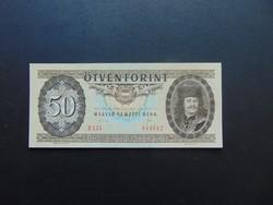 50 forint 1989 D 135 Szép ropogós bankjegy !!!