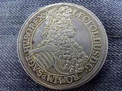 Ausztria I. Lipót (1657-1705) ezüst 1 Tallér 1695 (id10138)