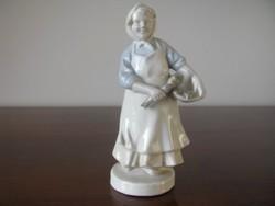 Grafenthali porcelán figura
