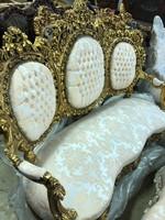 Barokk aranyozott ülőgarnitúra