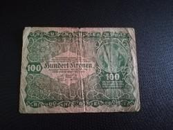 1922-es 100 korona