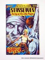 ? szeptember  /  STARSLAYER the log of Jolly Roger  /  Külföldi KÉPREGÉNY Szs.:  9689