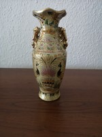 Kézzel festett kínai porcelán váza