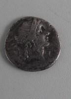 Ritka 108-107 ezüst Római Köztársaság republic denarius érme M. Herennius