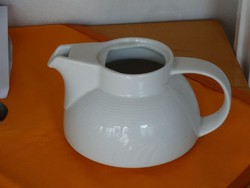 Fehér Bauscher Bavaria Germany kis teáskanna kiöntő