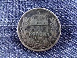 Osztrák-Magyar Korona érmék ezüst (.835) 1 Korona 1895 KB/id 9202/