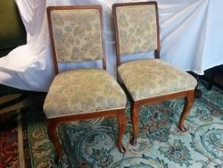 2 db vintage szék