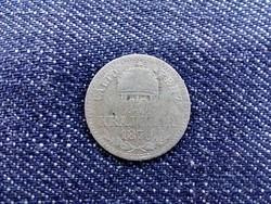 Osztrák-magyar Forint .400 ezüst 10 Krajcár 1870 GYF BU/id 9349/