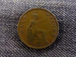 Anglia V. György 1/2 Penny 1931/id 8752/
