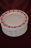 12 db Alföldi porcelán centrum varia lapos tányér