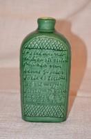 Írásos butella  ( DBZ 0092 )