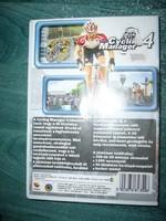 CYCLING MANAGER 4 - retro biciklis versenyzős játék-MPL csomagautomatába is mehet