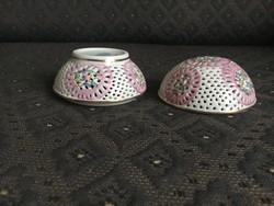 Herendi porcelán, Walesi mintás ékszer és gyűrű tartó, lánykéréshez is