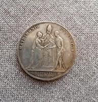 1854 2 gulden Ferenc József