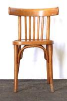 0X904 Régi karfás szecessziós Thonet szék