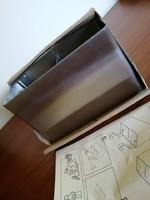 Ikea rozsdamentes konyhai tároló