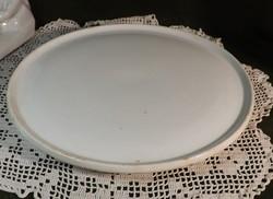 Antik Gránit torta   tál ,tálca  33 cm