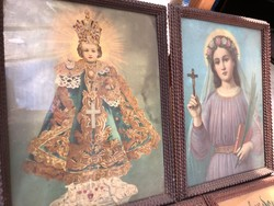 Századfordulós szentképek