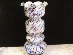 Retro üveg váza