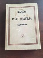 Nyírő Gyula: Psychiatria-egyetemi tankönyv 1962