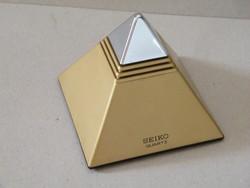 Seiko Pyramid Talking Clock 1984, az első beszélő óra
