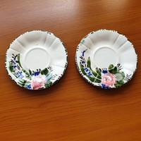 Olasz tányér 2 db együtt