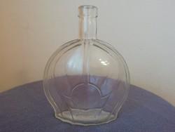 Régi Hillebrand Vince rum -likőrös üveg
