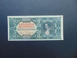 100000 milpengő 1946 B 056