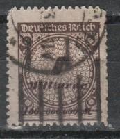 Deutsches Reich Mi. 325 B       10,00 Euro