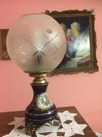Gyönyörű Limoges porcelán lámpa